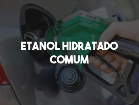 Etanol Hidratado Comum